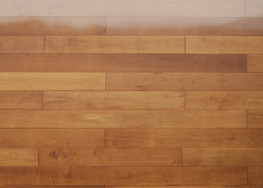 紫外線での床材劣化