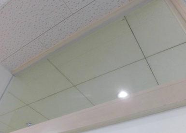 上段飛散防止フィルム画像